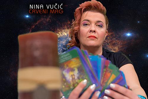 Nina Vučić - Crveni mag