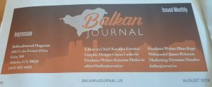 Balkan journal - Nina Vučić - Mag svjetlosti